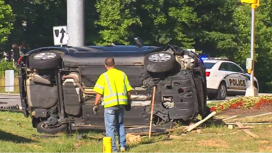 2-vehicle crash affects traffic in Midlothian | 8News