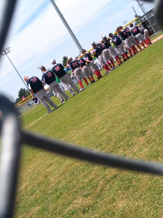 Hopewell hosts city's youth baseball world champions | 8News