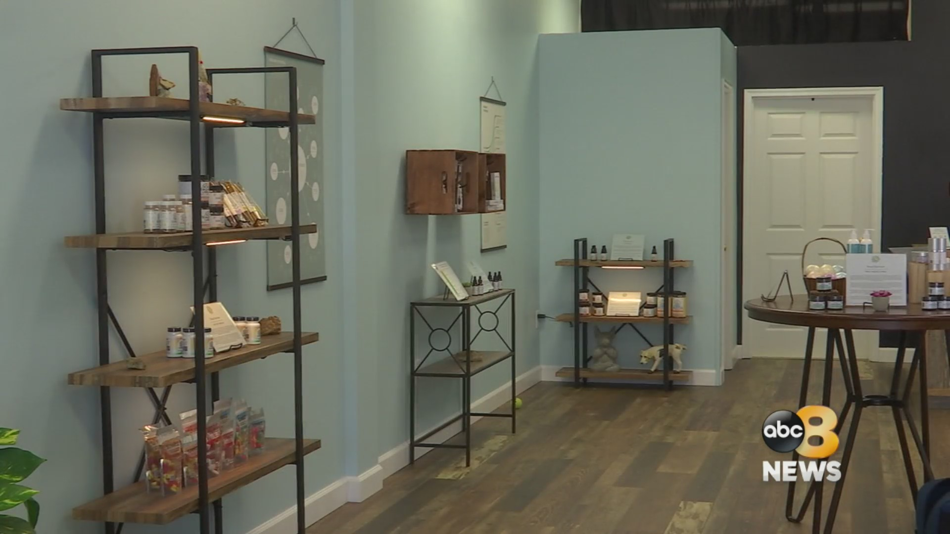 First of its kind': CBD shop opens in Hanover County | 8News