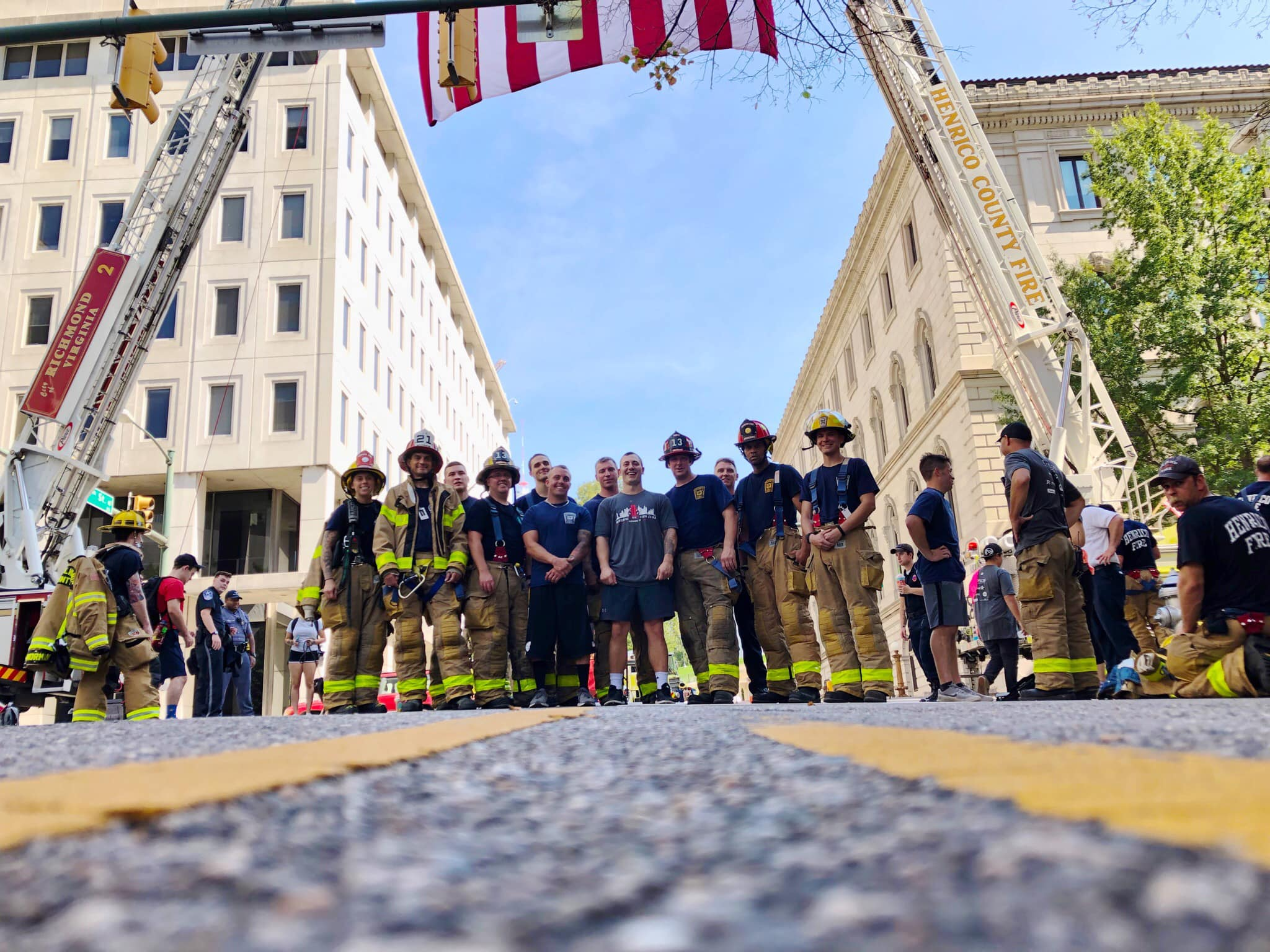 First responders remember fallen 9/11 heroes with annual