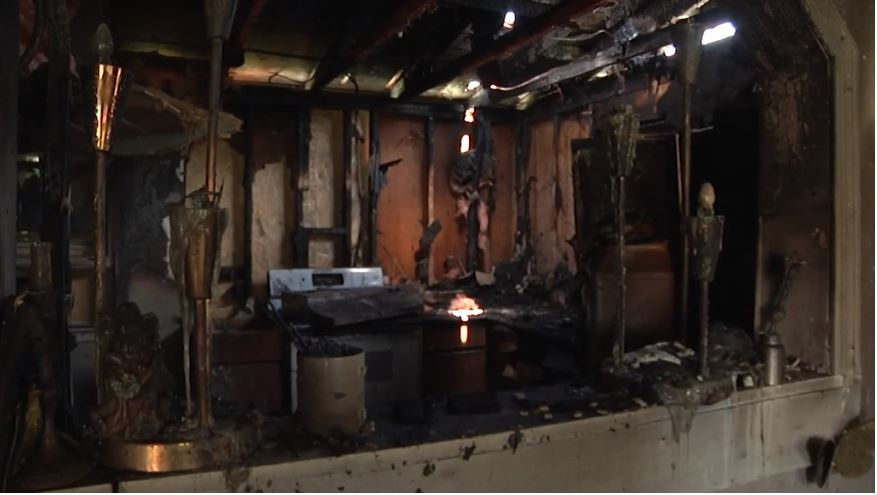 'I've come a long way': Woman seeks to restore way of life after fire destroyed her Charles City County home