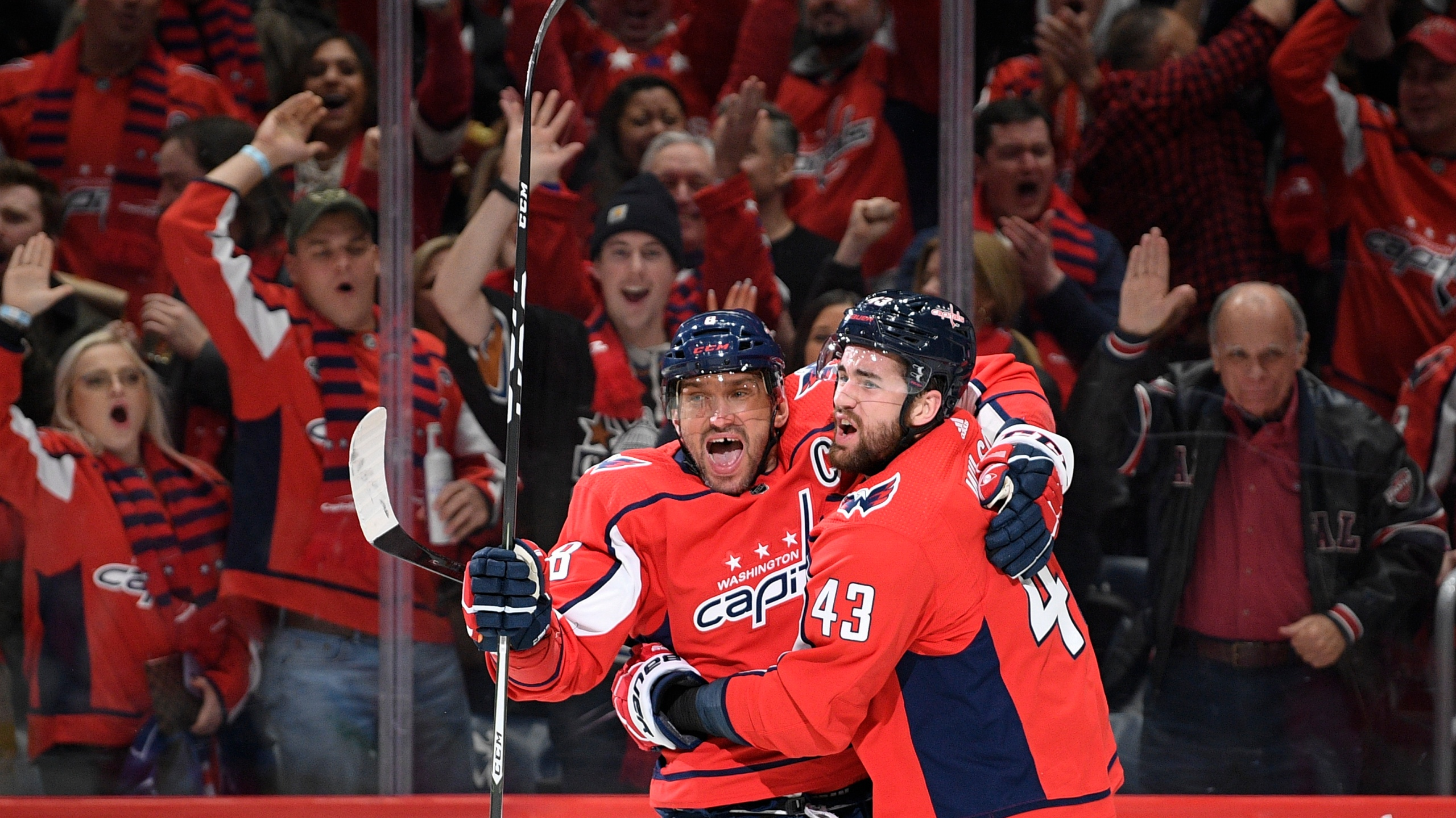 Predators Overcome Blunders Rally To Beat Capitals 5 4 8news
