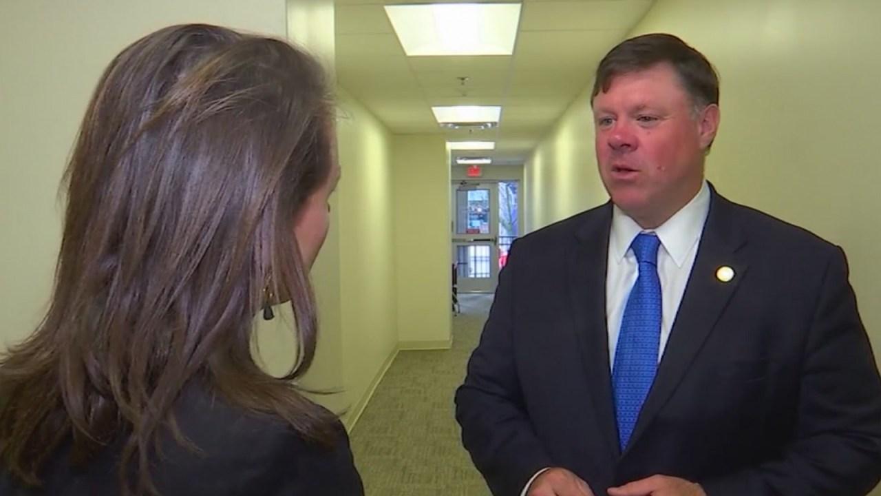Democrats turned down sheriff's deputy raises over gun control opposition, senator says