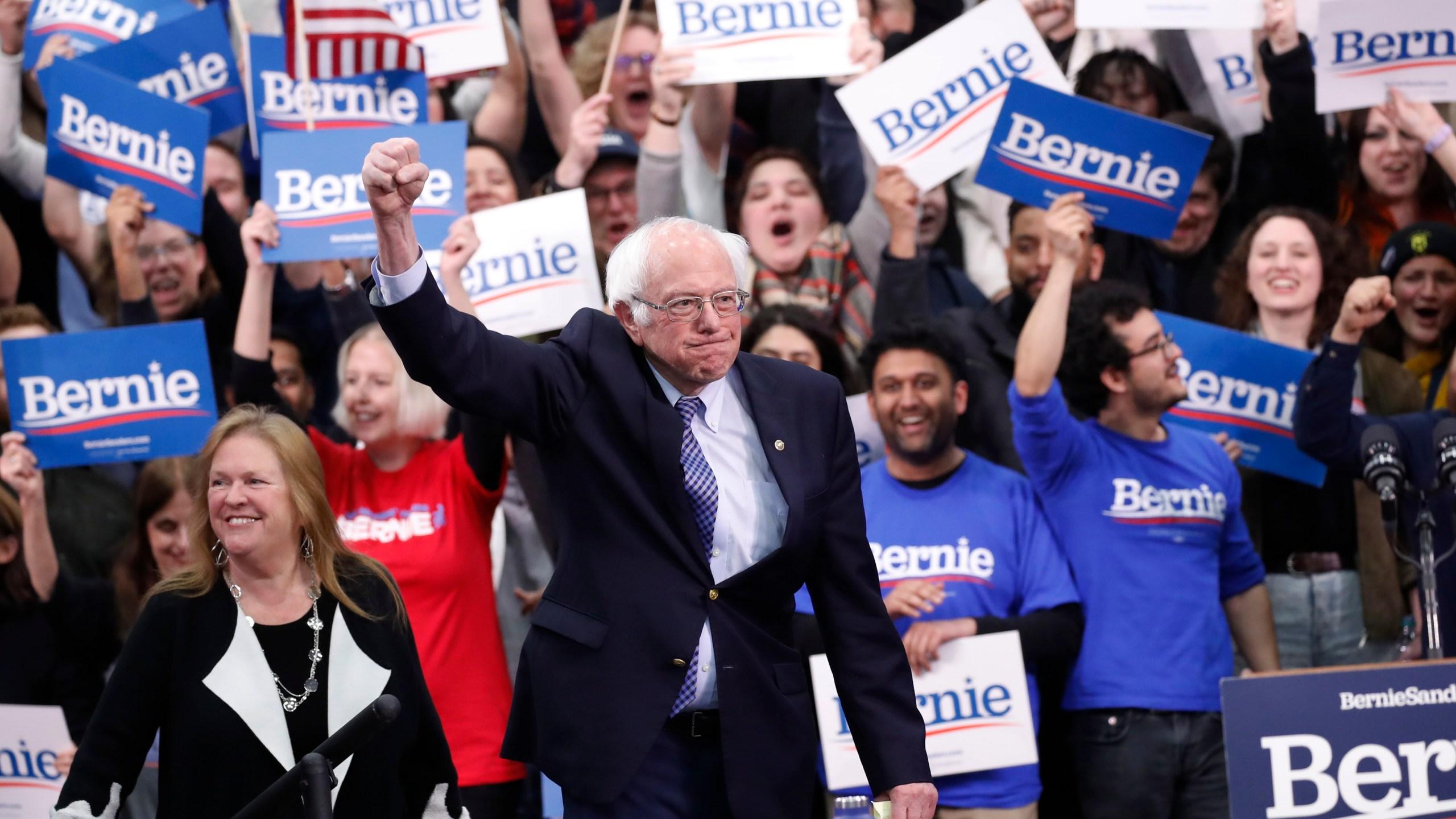 Bernie Sanders, Jane O'Meara Sanders