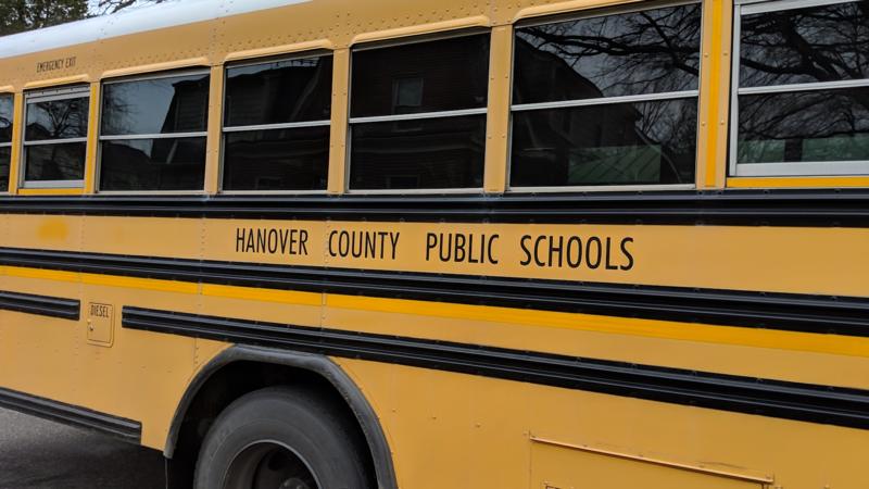 Hanover school bus