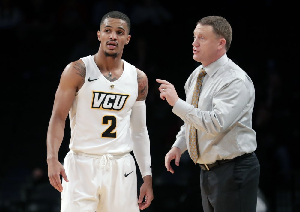 VCU's Mike Rhoades reacts to NCAA start dates for college basketball