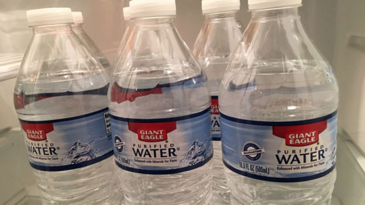 High levels of arsenic found in bottled water sold at Walmart, Target, Whole Foods