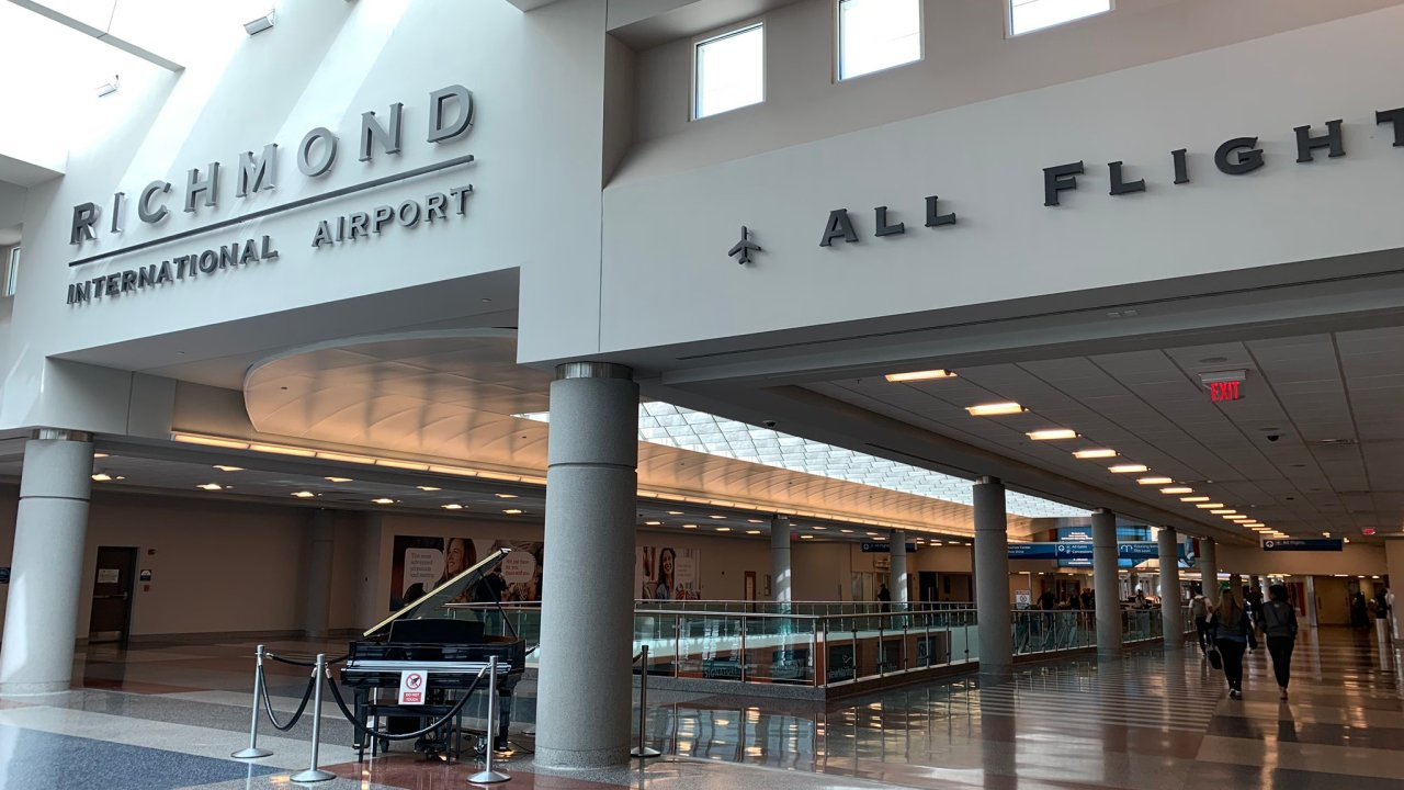 Richmond airport preps for spring break travelers amid flu, coronavirus concerns