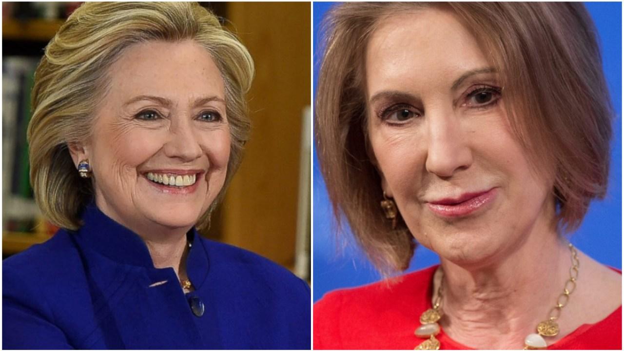 Clinton, Fiorina to headline summit on women in politics in Charlottesville