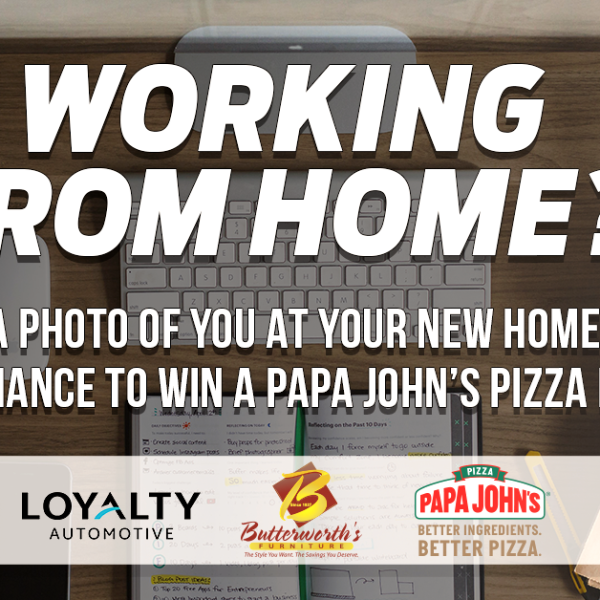 Work From Home Office Contest