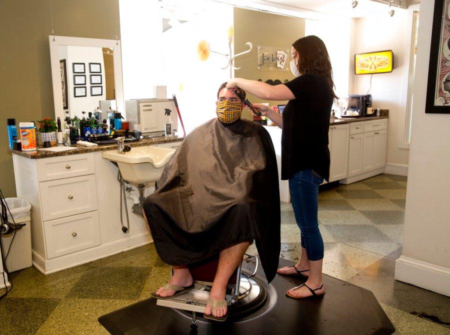 VIRGINIA REOPENS - Jack's Men's Fine Grooming & Valet Services in Roanoke