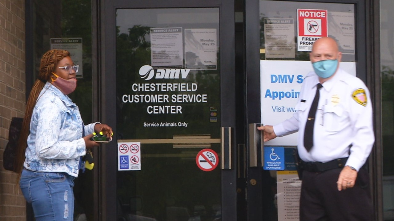 Some Virginia Dmv Offices Reopen After Coronavirus Shutdown 8news