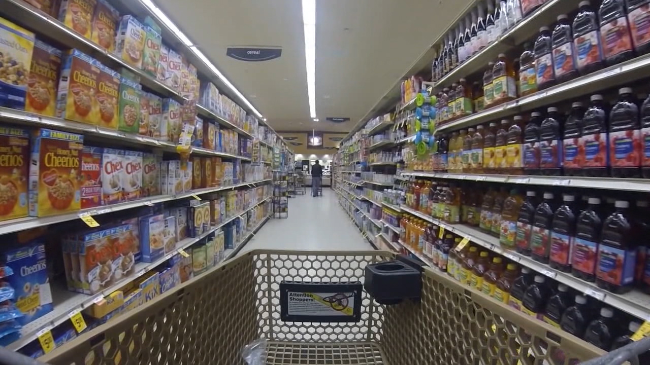 Online grocery ordering & delivery for SNAP launches in Virginia; some say it's overdue