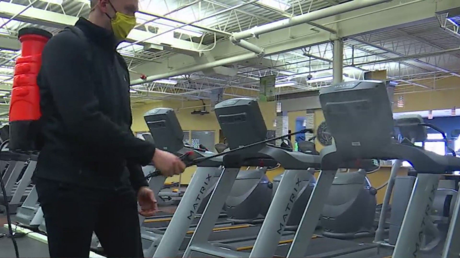 Gyms in Henrico County are set to reopen under Phase Two