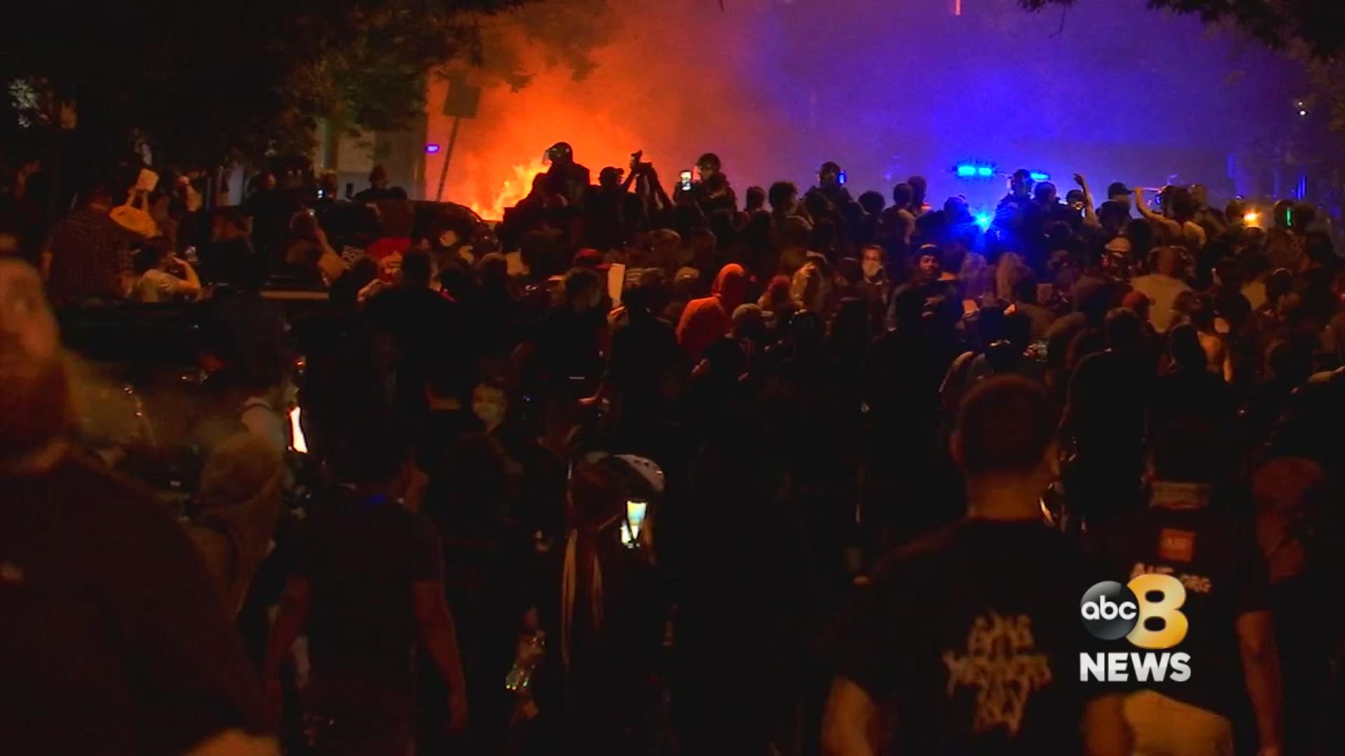 Richmond riots