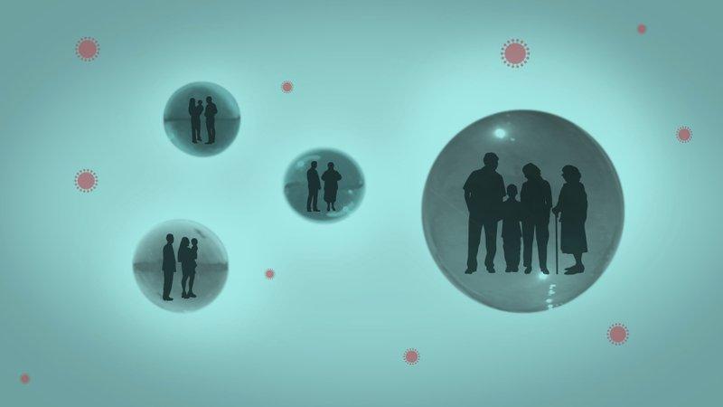 COVID-19 bubble