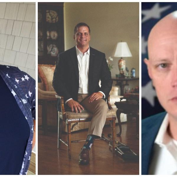 Republican candidates for U.S. Senate