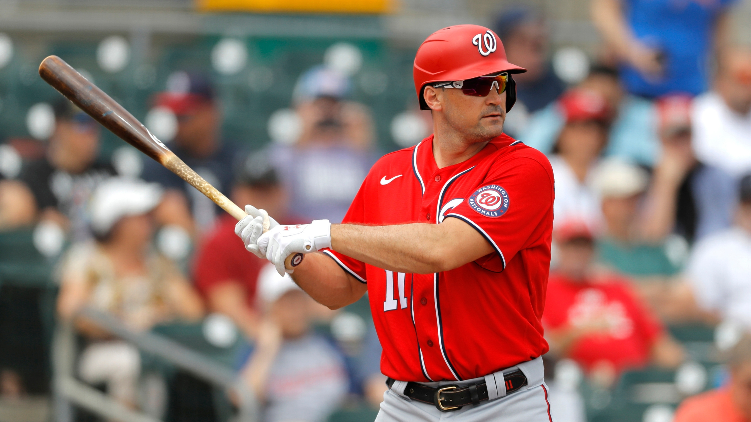Washington Nationals' Ryan Zimmerman