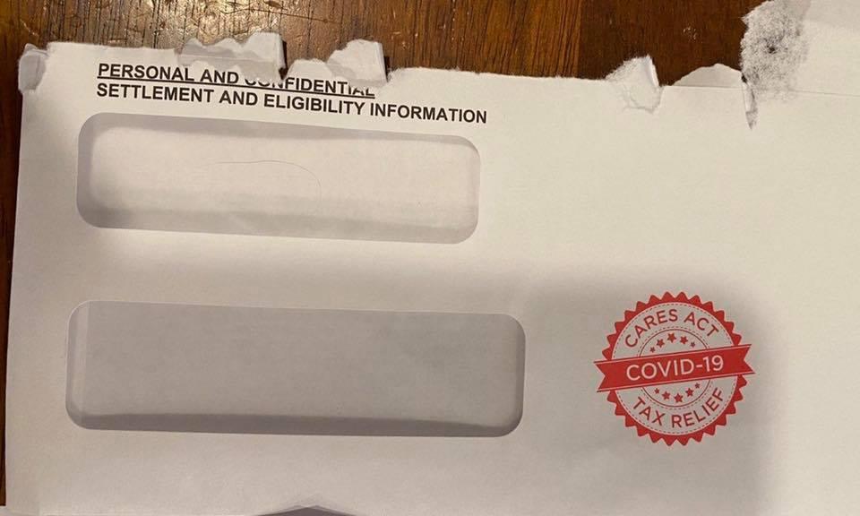 fraud letter