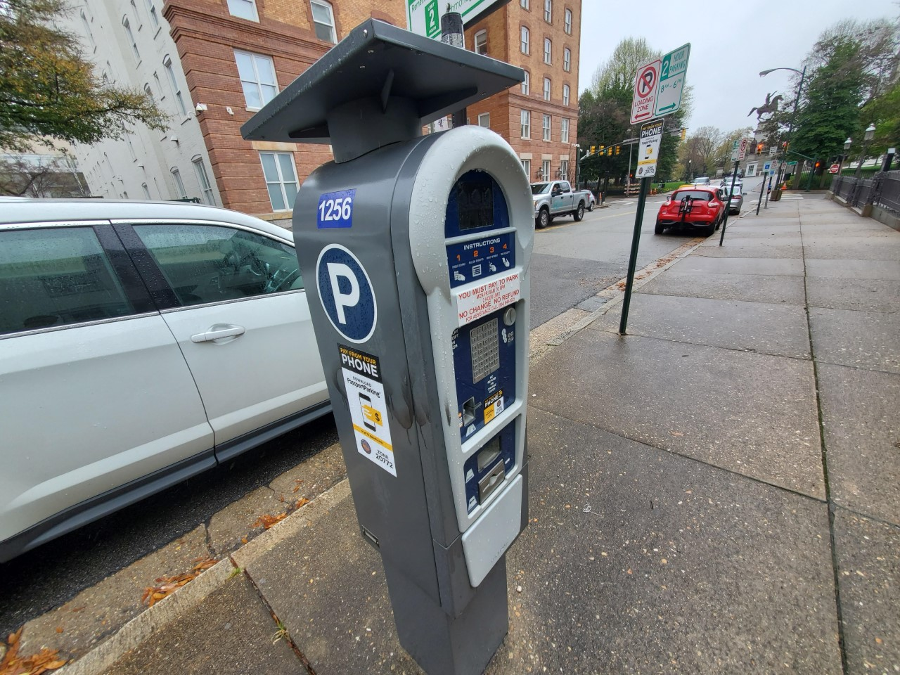 parking meter richmond