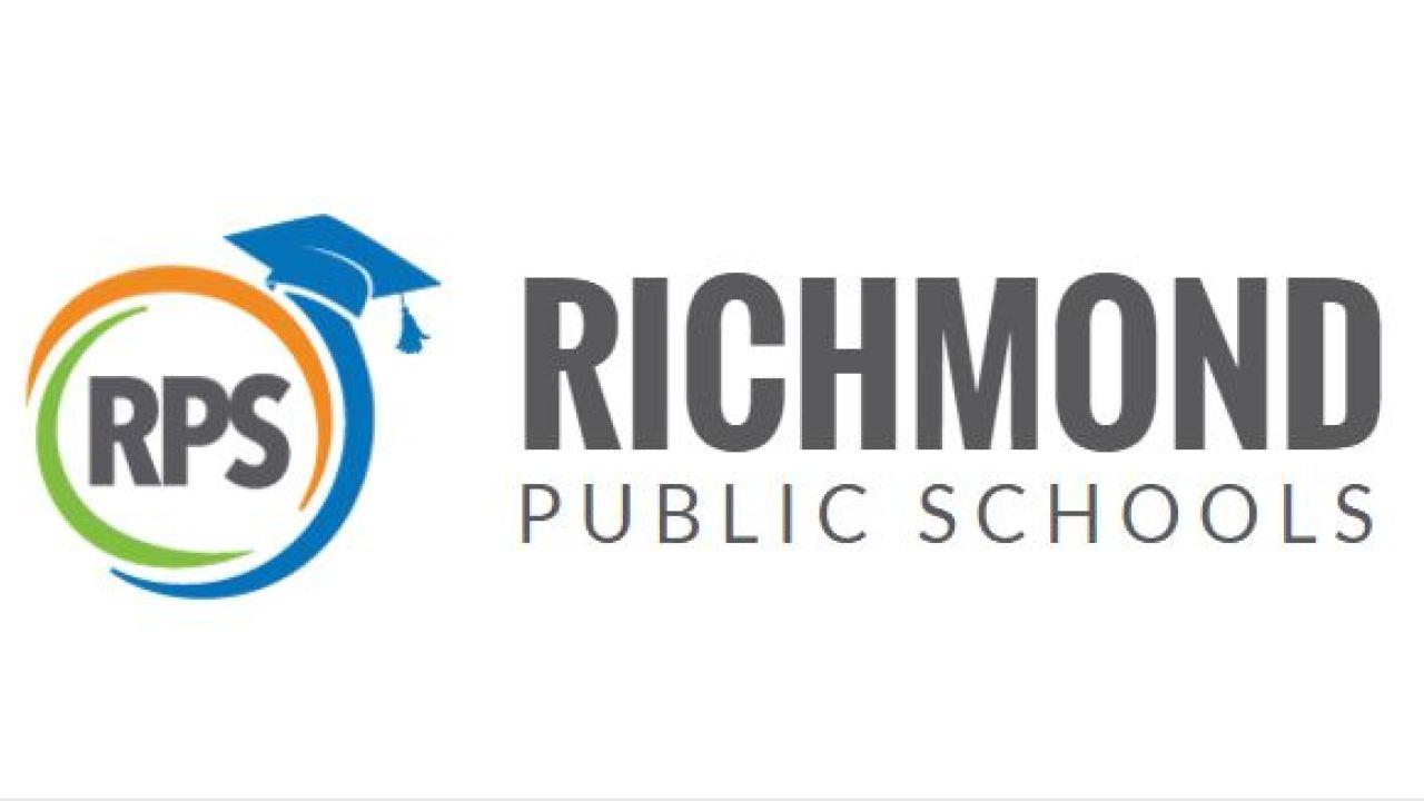 RPS richmond public schools logo