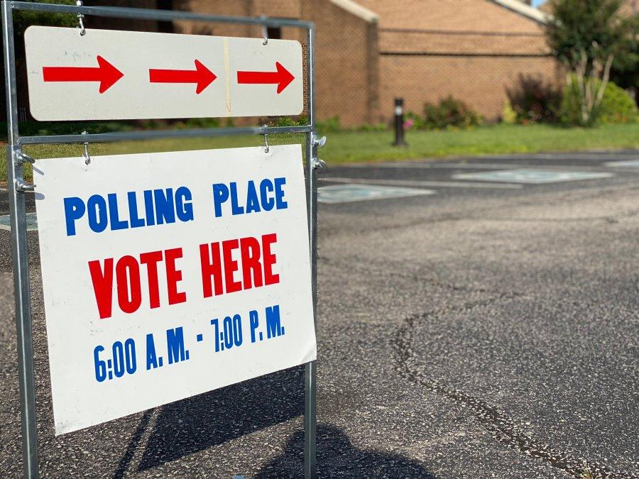 Voting location 2020