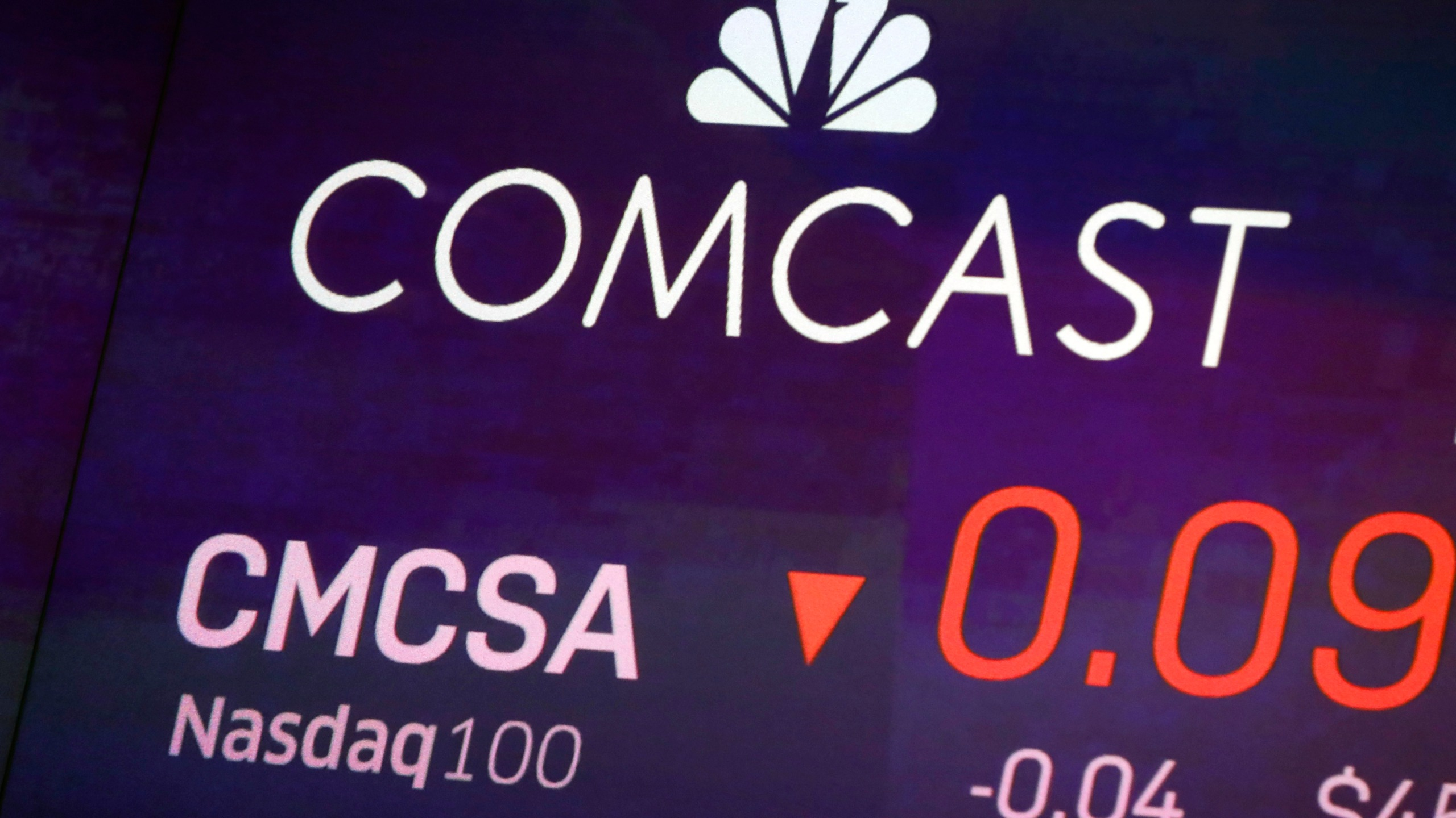 Pandemic Hits Comcast 2q Peacock Service Has 10m Sign Ups 8news
