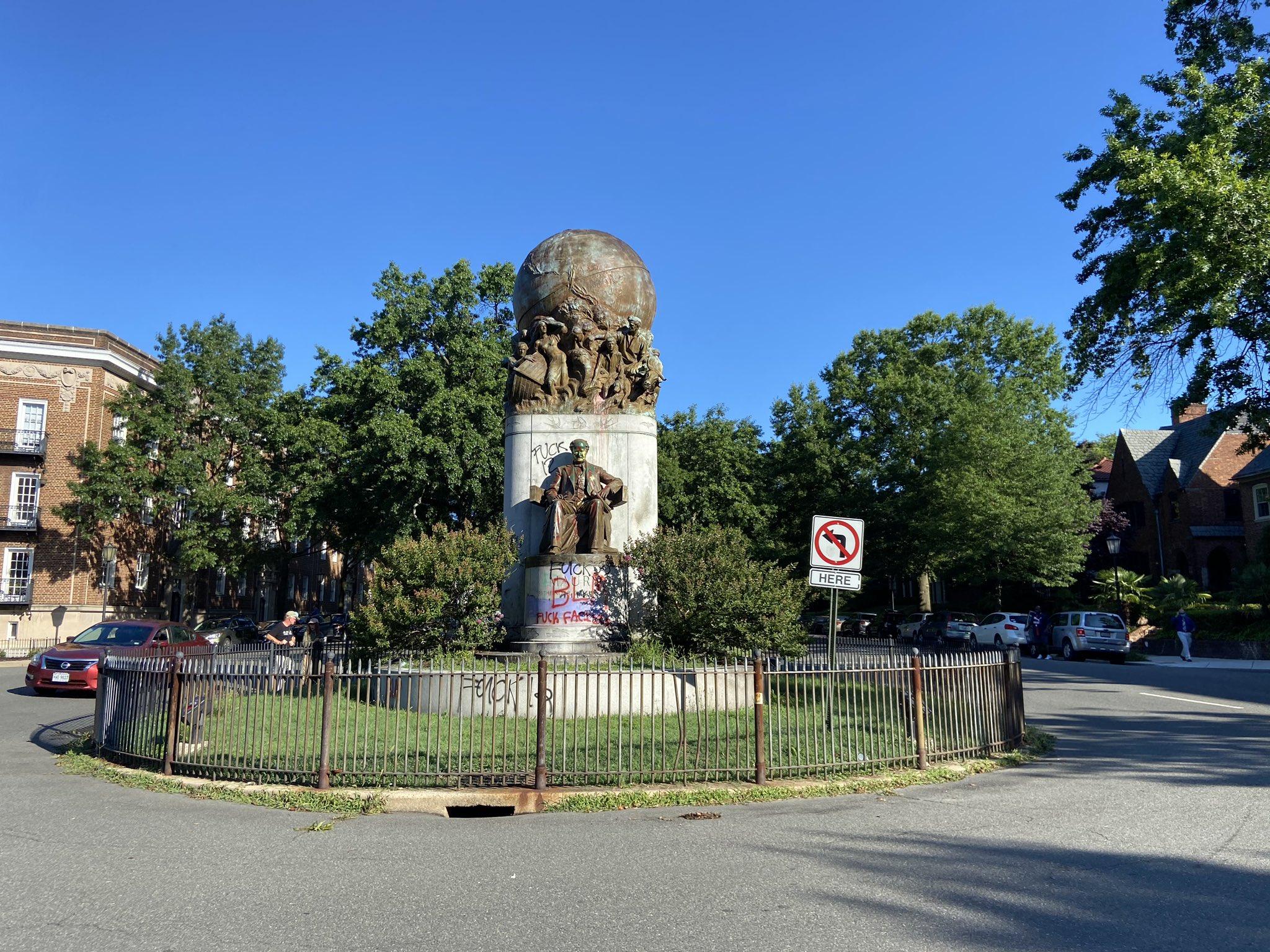 Matthew Fontaine Maury Monument