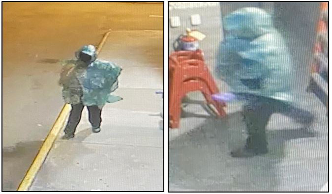 Ashland PD asks for help finding suspect who burglarized Cookout