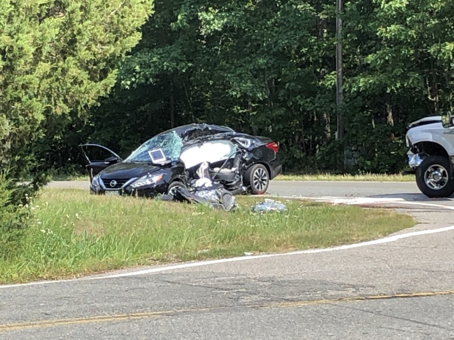 Henrico car crash