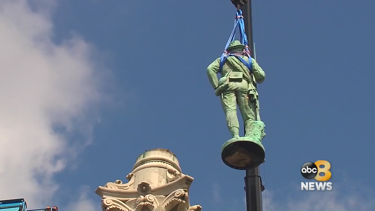 Richmond City Council to accept offers for possession of Confederate monuments