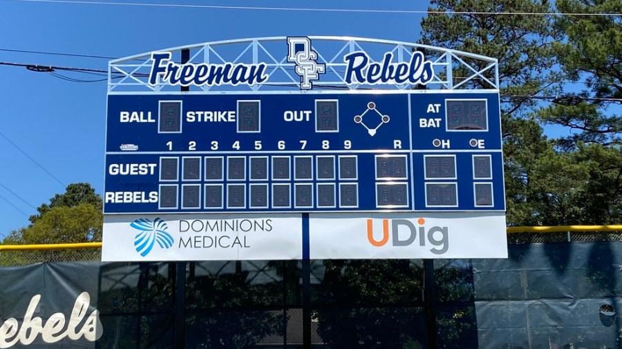 Virginia high school drops 'Rebels' nickname