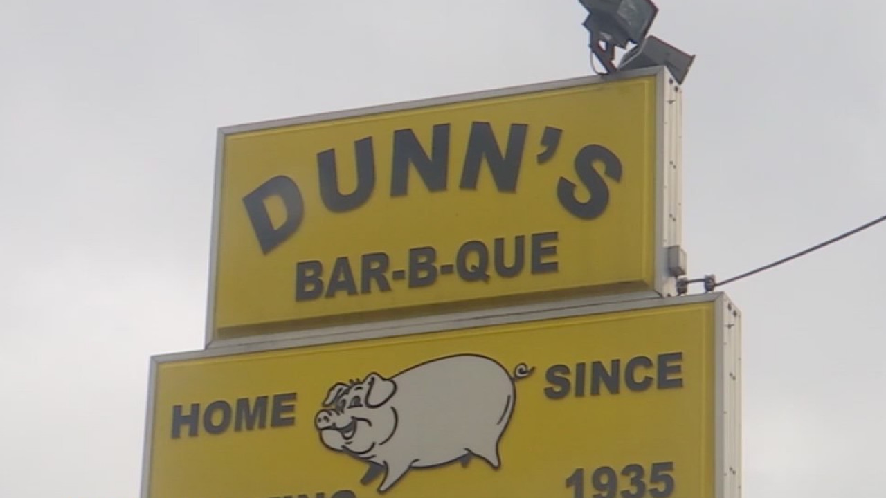 Dunn's Drive In Barbecue