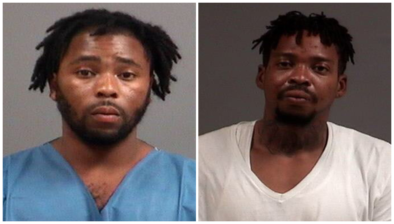 Chesterfield arrests