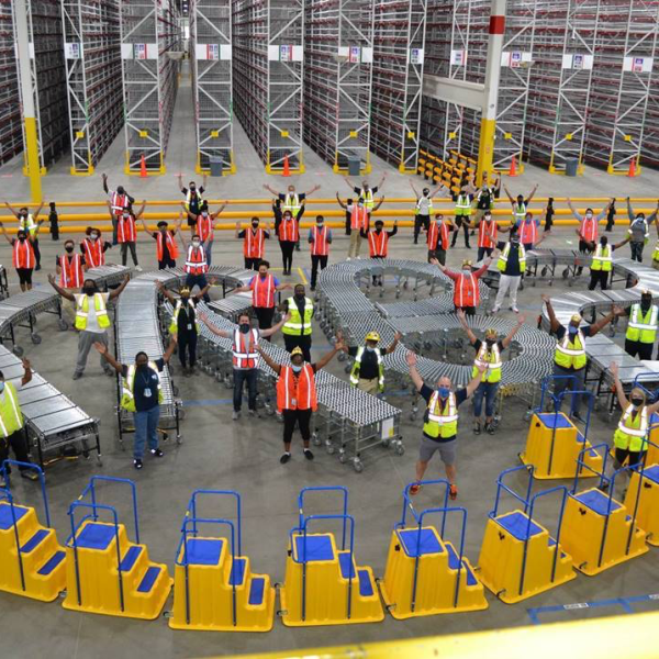 Amazon's new fulfillment Center opens in Prince George County