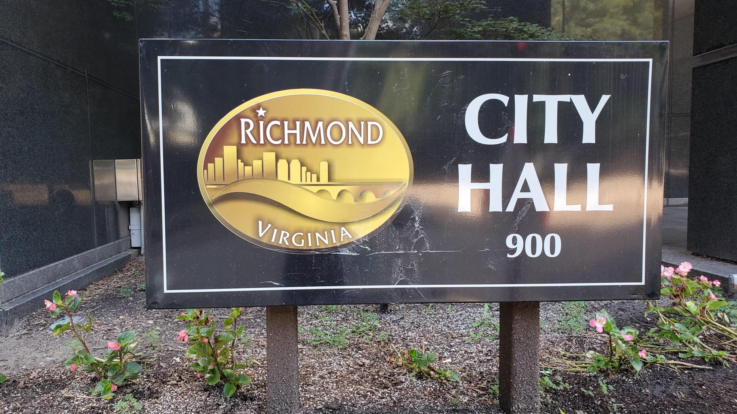 Richmond City Hall in Richmond, Virginia