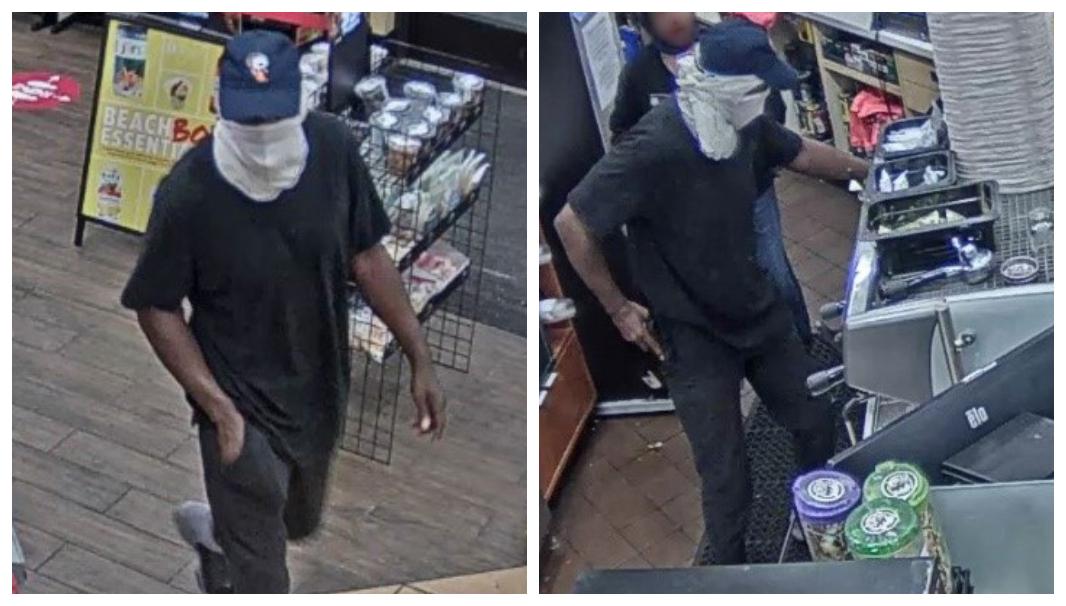 Sheetz robbery suspect
