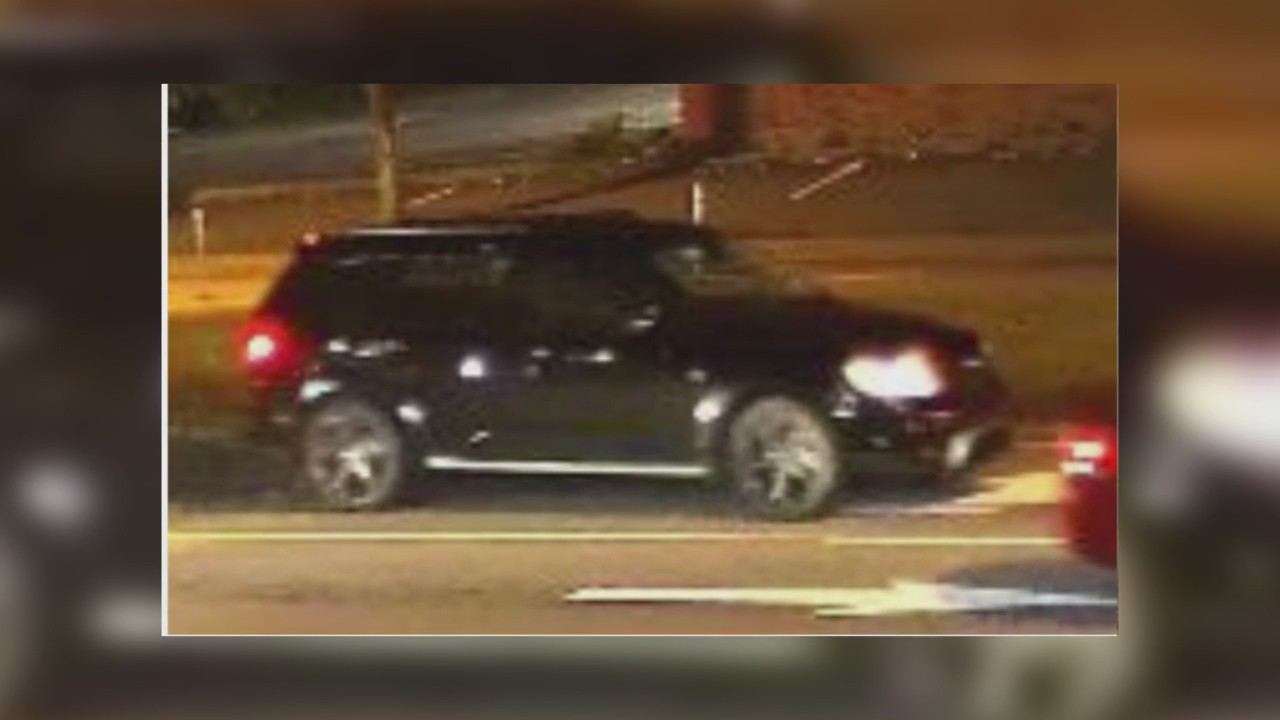 Vehicle sought in Redd Street homicide