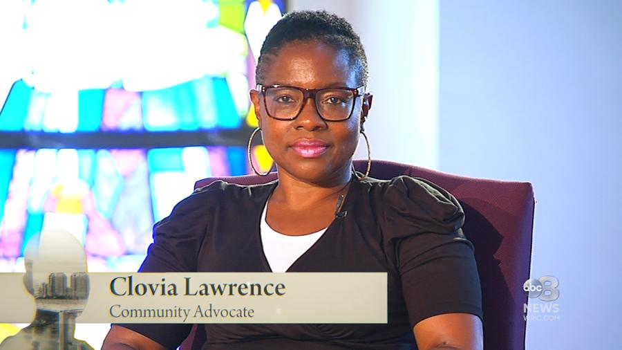 Radio Personality and Community Advocate Clovia Lawrence