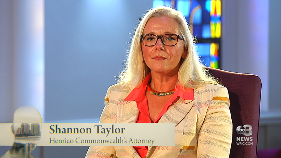 Henrico Commonwealth's Attorney Shannon Taylor