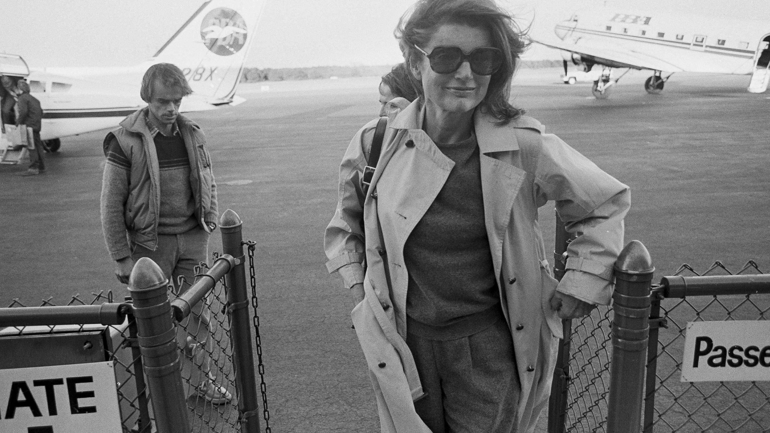 Jacqueline Kennedy Onassis, Jacqueline Onassis