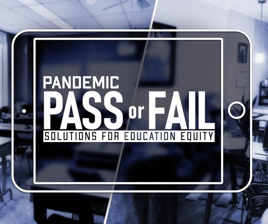 Pandemic pass or fail app tile
