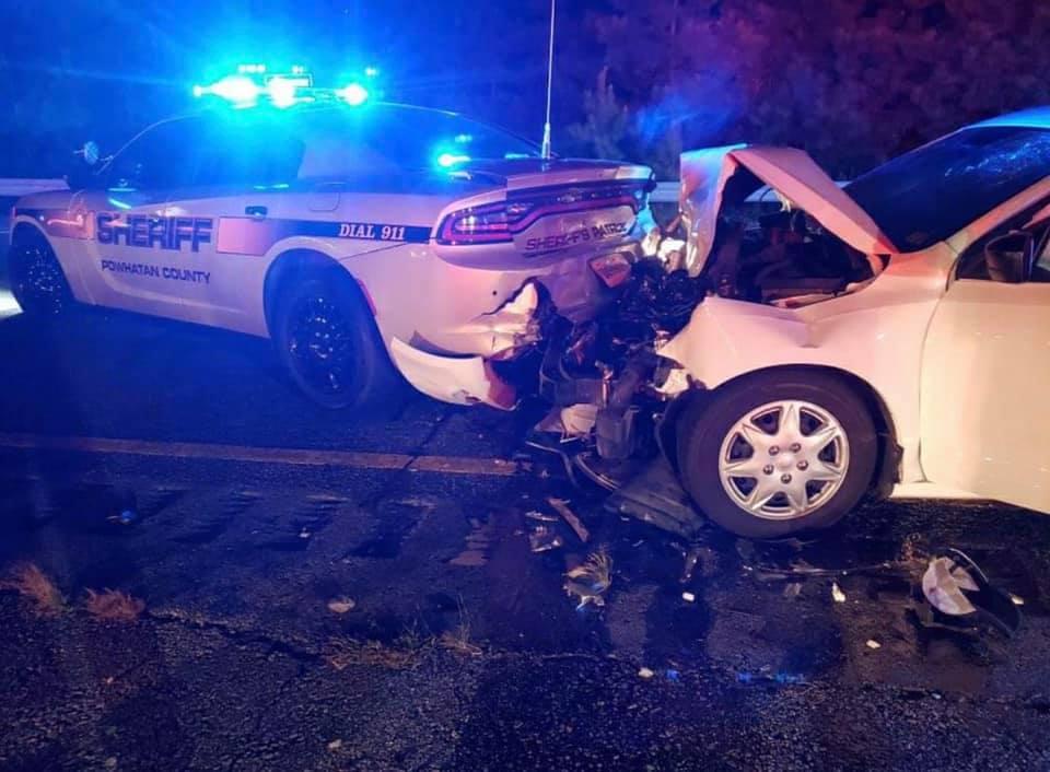 powhatan_sheriffs_vehicle_struck