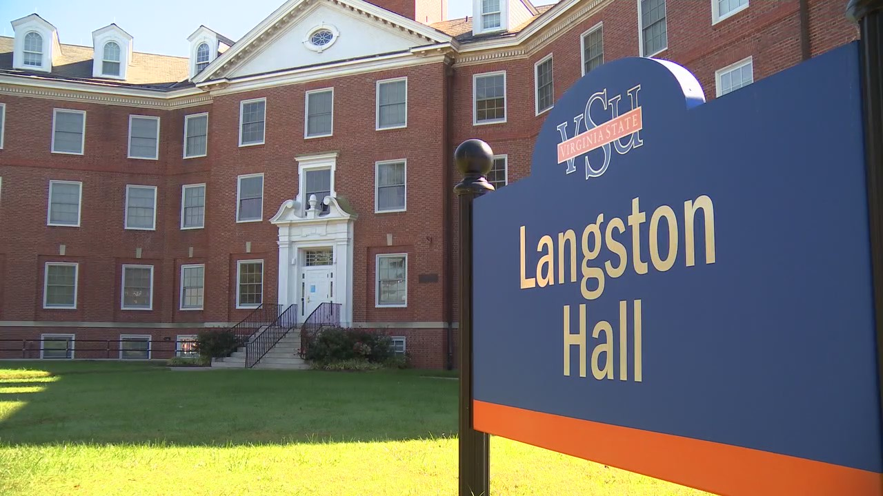 Langston Hall_VSU