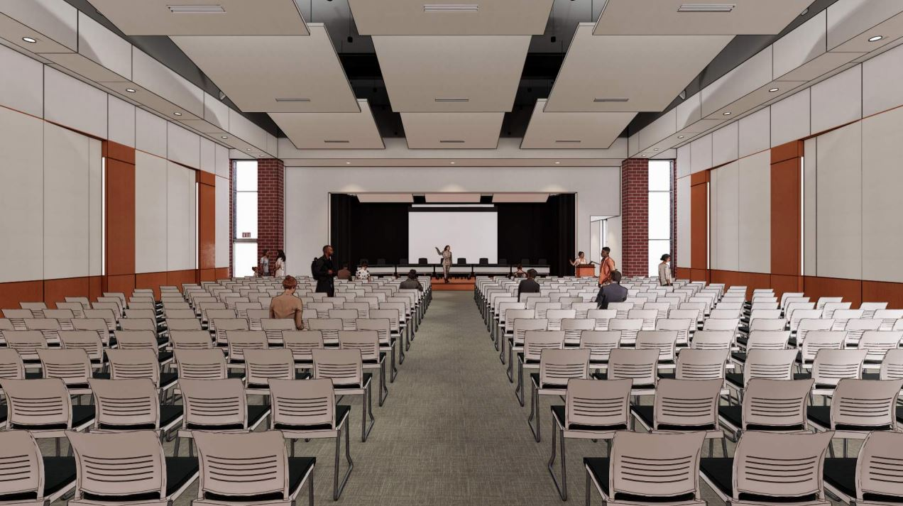 Petersburg Public Library - Event Center Groundbreaking