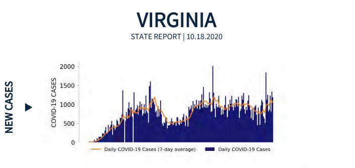 Virginia state report