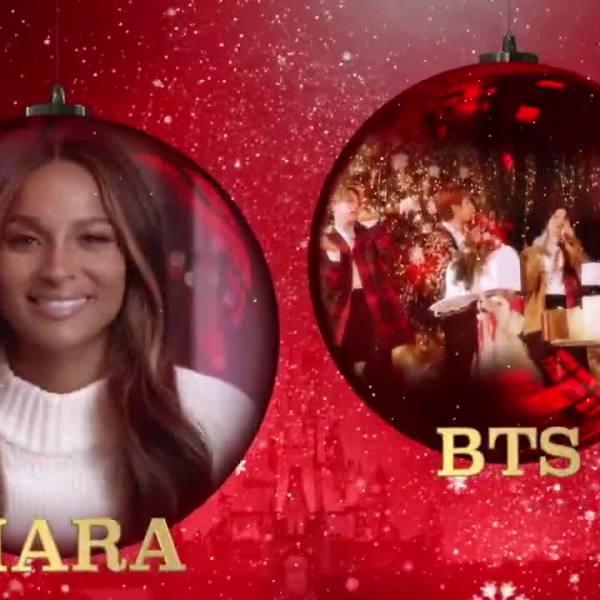 Watch the Disney Holiday Singalong tonight at ABC 8News
