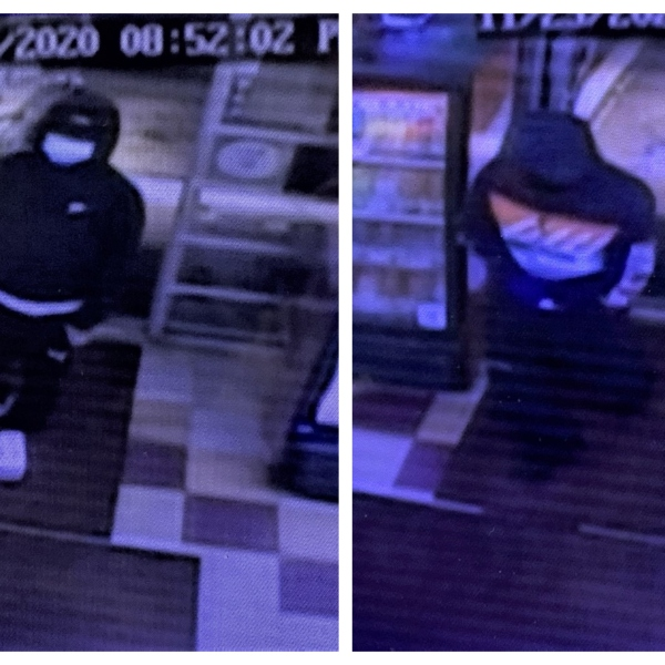 Chesterfield Police seek armed robbery suspects