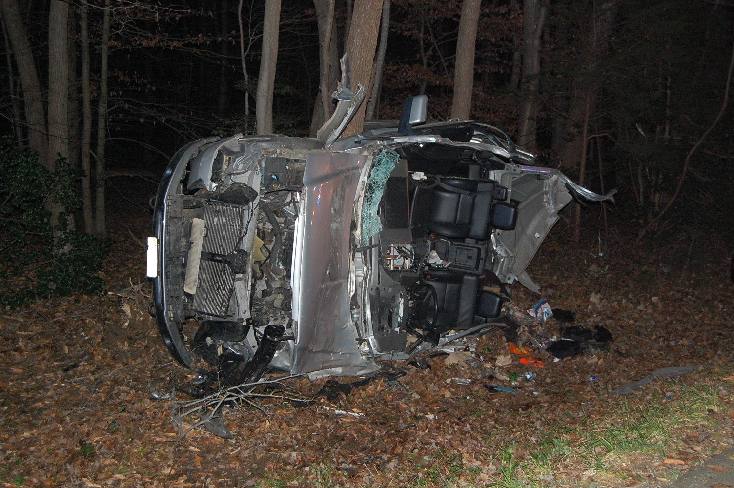 Caroline county crash Nov. 21, 2020
