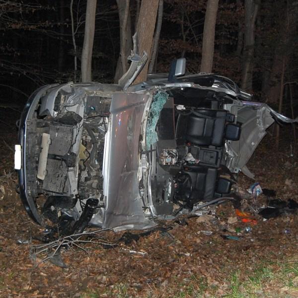 Caroline county crash Nov. 21, 2020